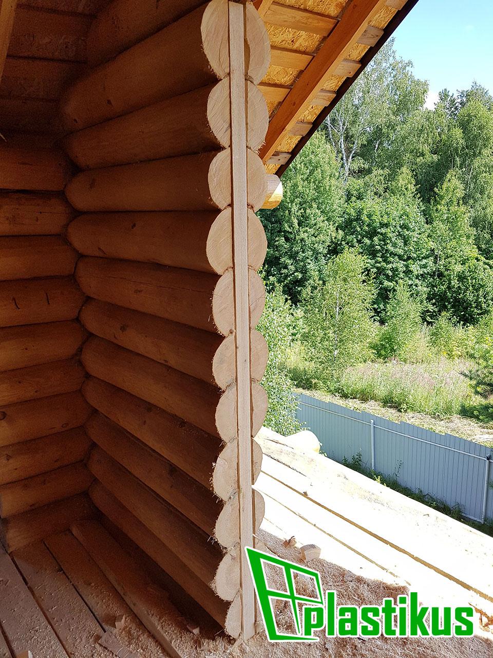 Окосячка окон в деревянном доме. Как сделать окосячку своими 49
